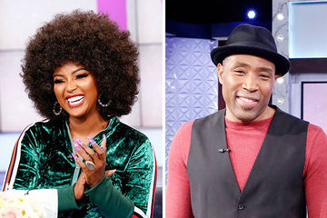 Amara La Negra, Cress Williams