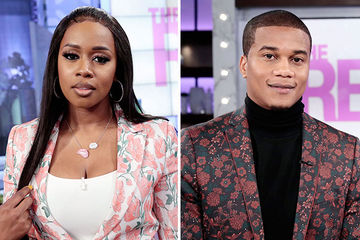 Guest Co-Host Remy Ma, Cory Hardrict