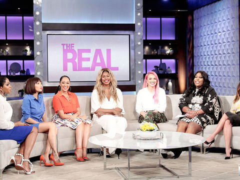 Laverne Cox and Kandee Johnson Talk About Beyoncé and Janice Dickinson - Part 2
