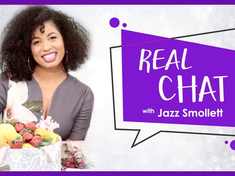 REAL CHAT w/ Jazz Smollett