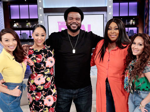 Thursday on 'The Real': Craig Robinson