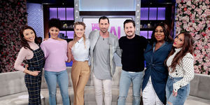 Monday on 'The Real': Val and Maksim Chmerkovskiy, and Peta Murgatroyd