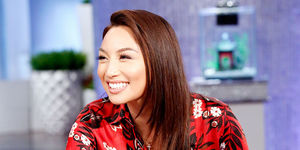 'The Real' Co-hosts Create a Dating Profile for Jeannie Mai