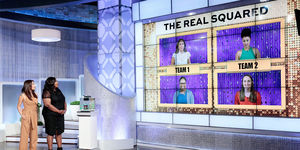 Wednesday: 'The Real' Squared!
