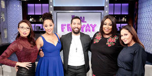 Friday on 'The Real': Neil Brown Jr.