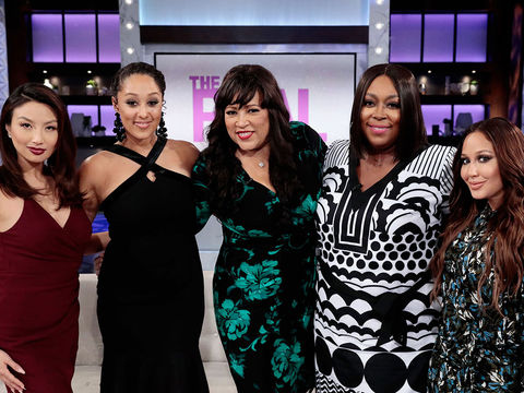 Wednesday on 'The Real': Jackée Harry
