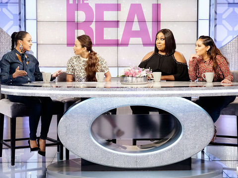 Adrienne Reveals She and Rob Kardashian Were God Parents Together