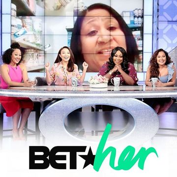 It's you and us, fam! Today at 6pm ET on @BETHerTV -- don't miss it!