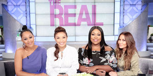 Thursday on 'The Real': Absolutely Adrienne