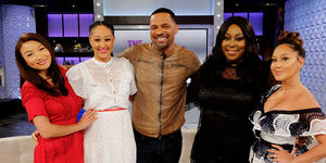 Monday on 'The Real': Mike Epps