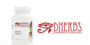 Dherbs Bowel Motion Formula Helps Eliminate Toxins from Your Body