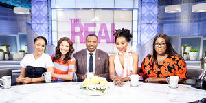 Thursday on 'The Real': Erica Ash