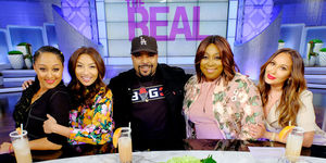 Friday on 'The Real': Ice Cube and Trina