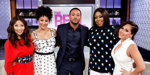 Wednesday on 'The Real': Romeo Miller