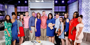 Thursday on 'The Real': Heart Reunion