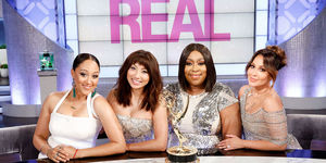 """The Real"" Won An Emmy Award!"