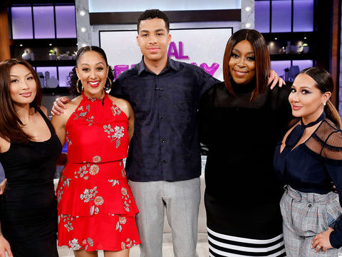 Friday on 'The Real': Marcus Scribner