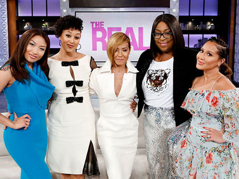 Monday on 'The Real': Jada Pinkett Smith