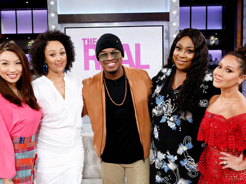 Tuesday on 'The Real': Ne-Yo