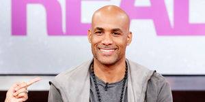 "Boris Kodjoe Has a ""Musical"" Trick To Memorizing Medical Dialogue"