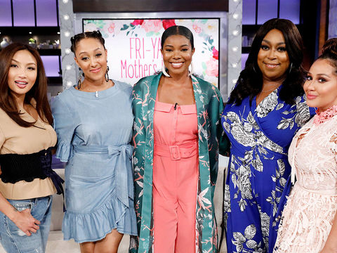 Friday on 'The Real': Gabrielle Union