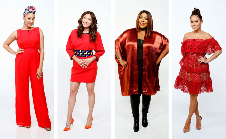 Ladies in Red!