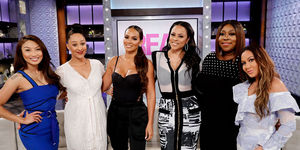 Monday on 'The Real': Shaunie O'Neal & Evelyn Lozada
