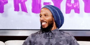 FULL INTERVIEW: Ziggy Marley on His Dad and Music – Part 2