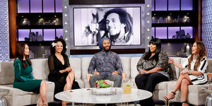 Ziggy Marley Talks Continuing His Father's Legacy