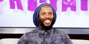 "Ziggy Marley's Healthy Gardening Includes ""Herbs""!"