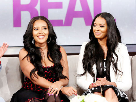 Vanessa and Angela Simmons: Uncle Russell's Doing Well