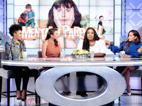 Wednesday on 'The Real': Mental or Parental