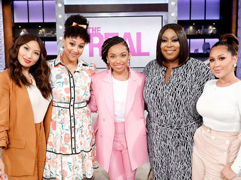Monday on 'The Real': Logan Browning