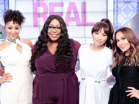 Tuesday on 'The Real': Aging Makeup Mistakes