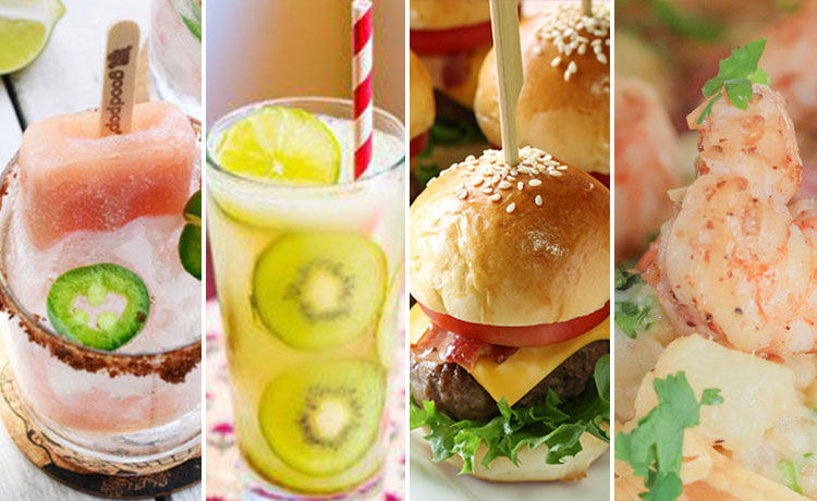 Summer Party Must-Have Recipes!