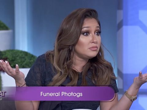 Is Taking Pictures at a Funeral Going Too Far?