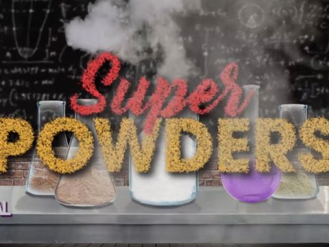 Super Powders With Health Benefits!