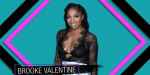 Monday on 'The Real': Brooke Valentine