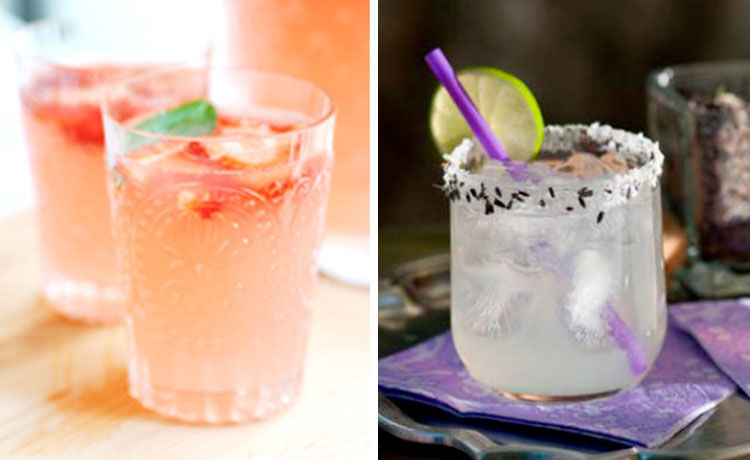 Stay Cool with an Ice Cold Margarita