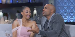 Boris Kodjoe Plays 'You Bet Your Wife'