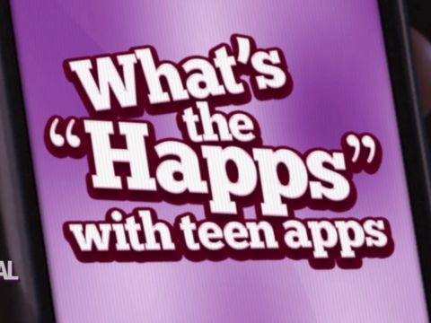 What's the 'Happs' with Teen Apps?