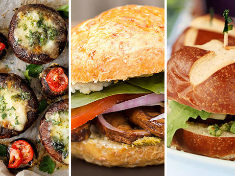 Mouthwatering Portobello Mushroom Recipes!