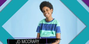 Thursday on 'The Real': JD McCrary