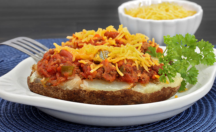 Shepherd's Pie Potato