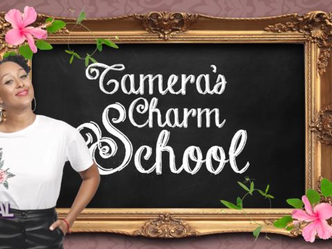 Tamera's Charm School: A Hungry House Guest and a Friend Zone Dilemma