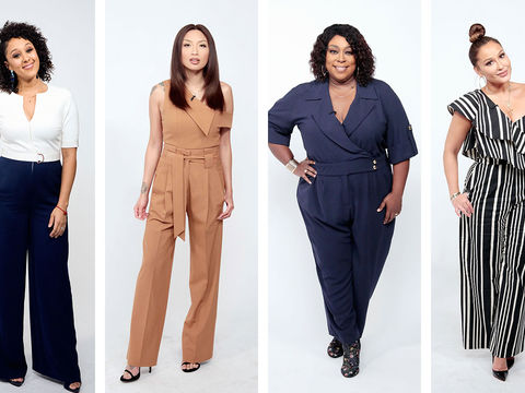 Just Wear a Jumpsuit!