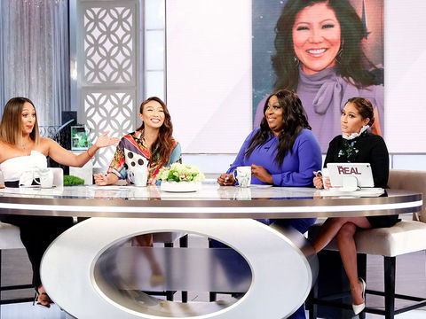"The Real Hosts Sound Off On Julie Chen and ""The Talk"""