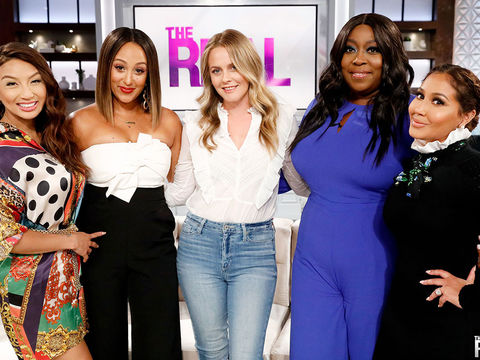 Tuesday on 'The Real': All-New! Alicia Silverstone