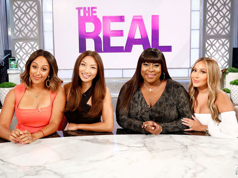Wednesday on 'The Real': All-New! Good or Nah