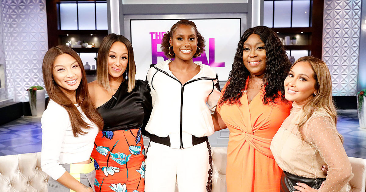 Thursday on 'The Real': All-New! Issa Rae